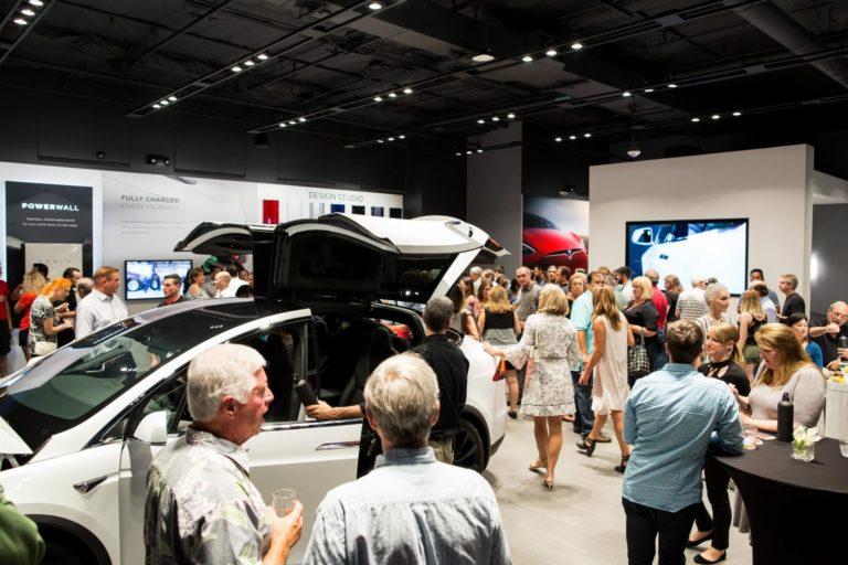 Tesla Corporate Event Photographer 11