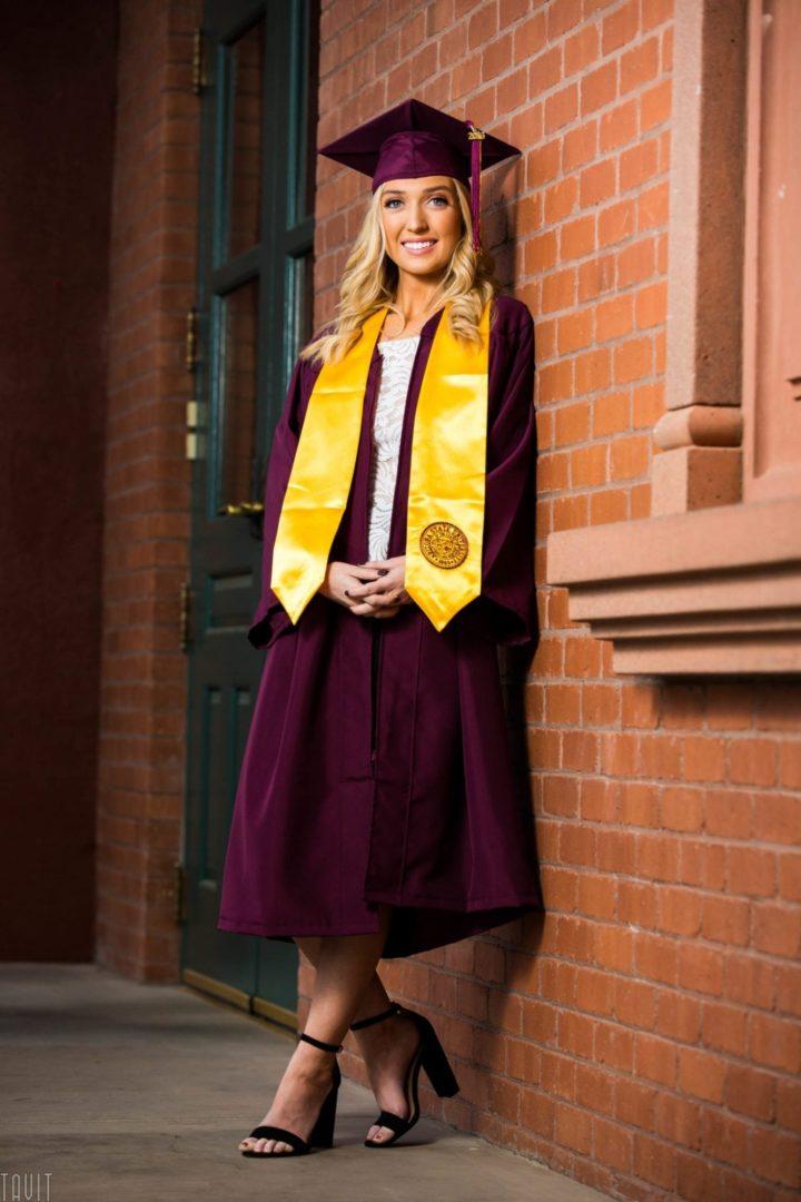 Professional Photography Graduating Student