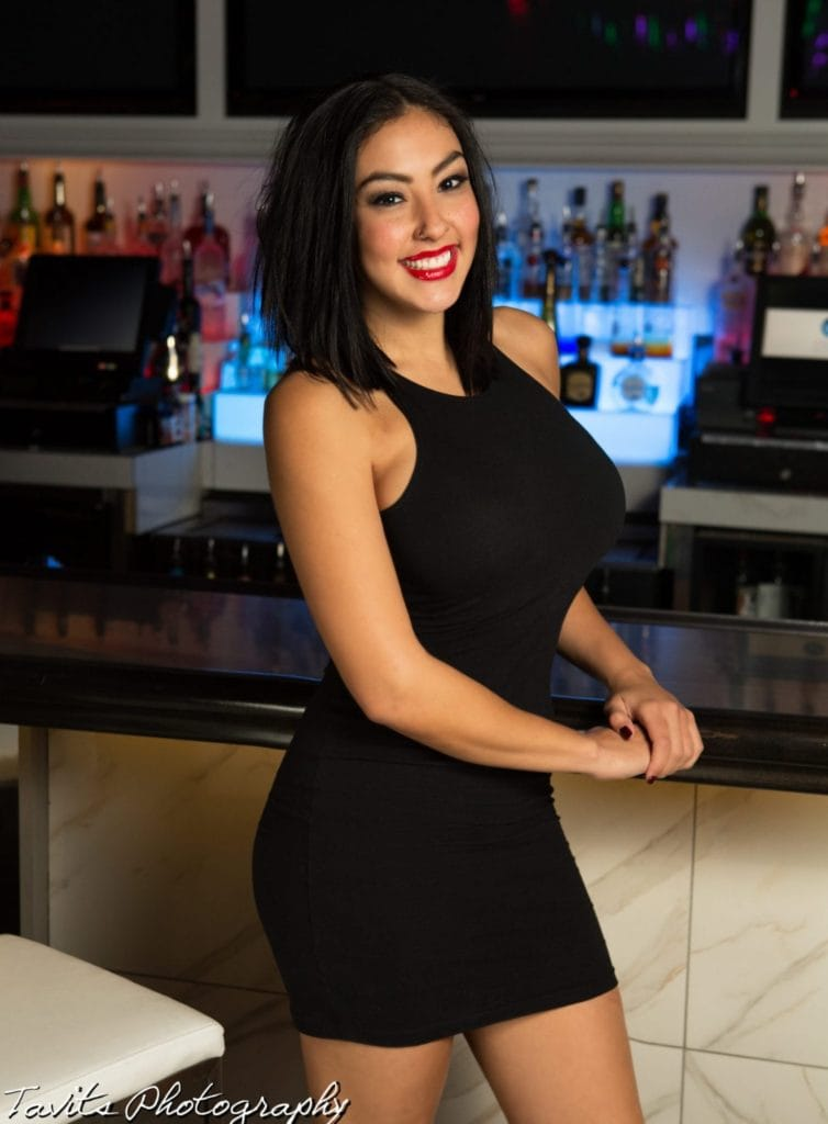 Professional Headshots Bartender