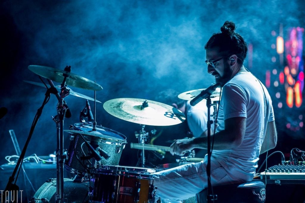 Concert Photography Drummer