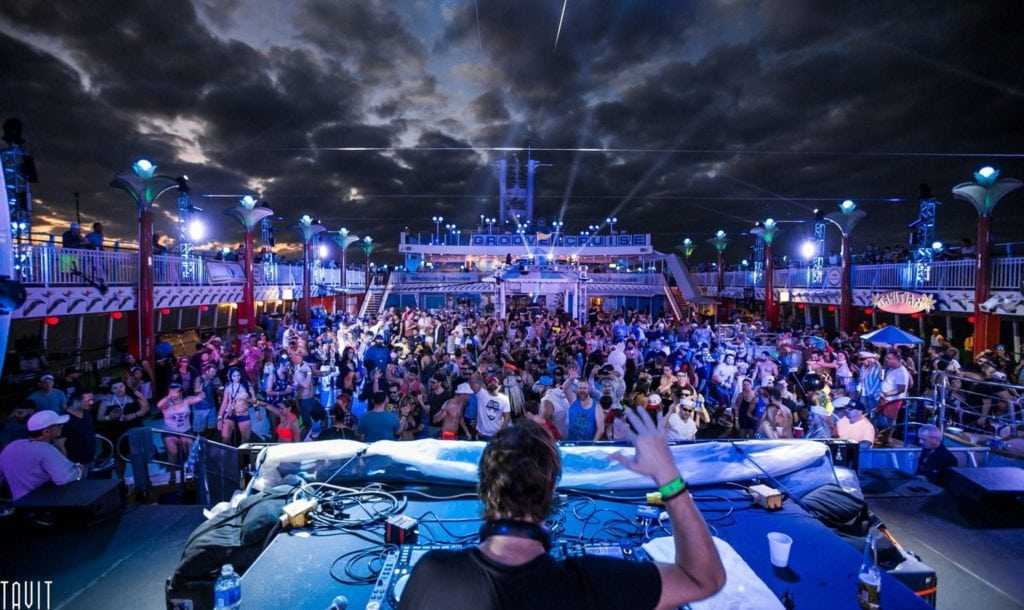 Music Photography Groove Cruise
