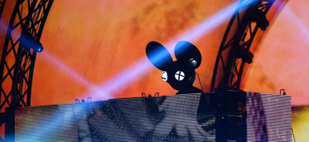 Music Photography deadmau5