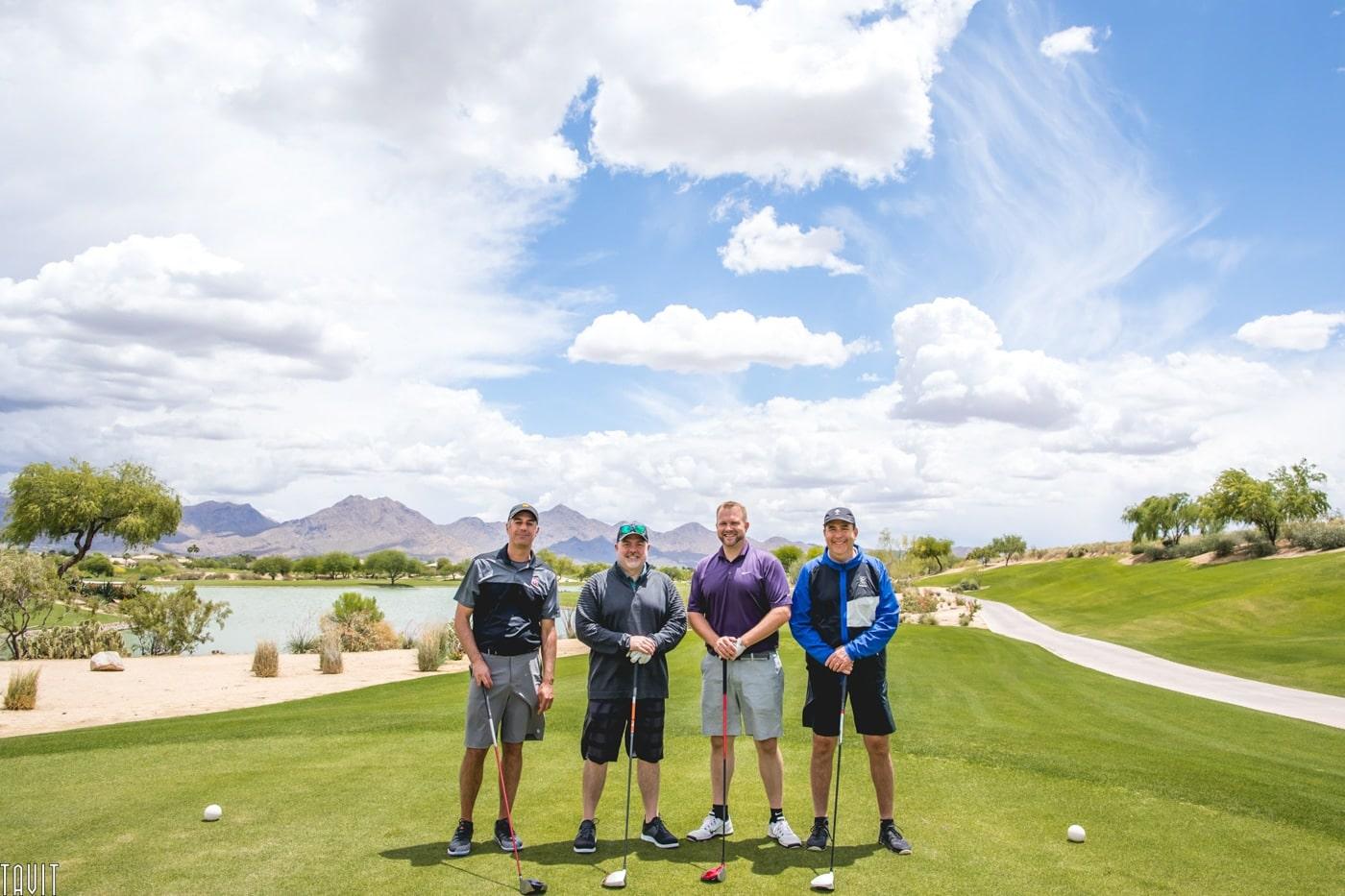 Corporate Event Golf Event Momentum 2019 JW Marriott Phoenix-3
