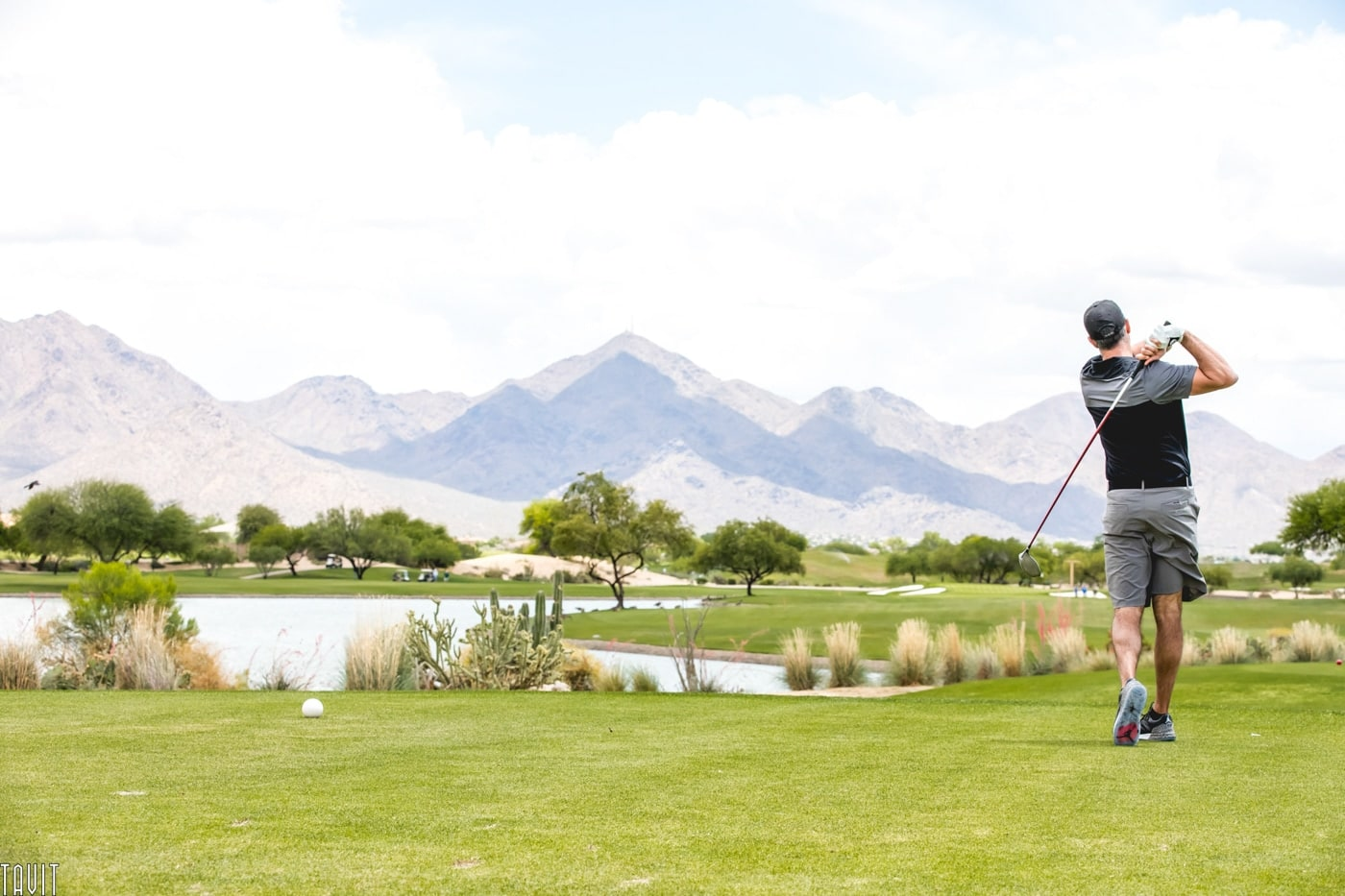 Corporate Event Photographer - Tavits Photography - Momentum 2019 - Desert Ridge Golf Course