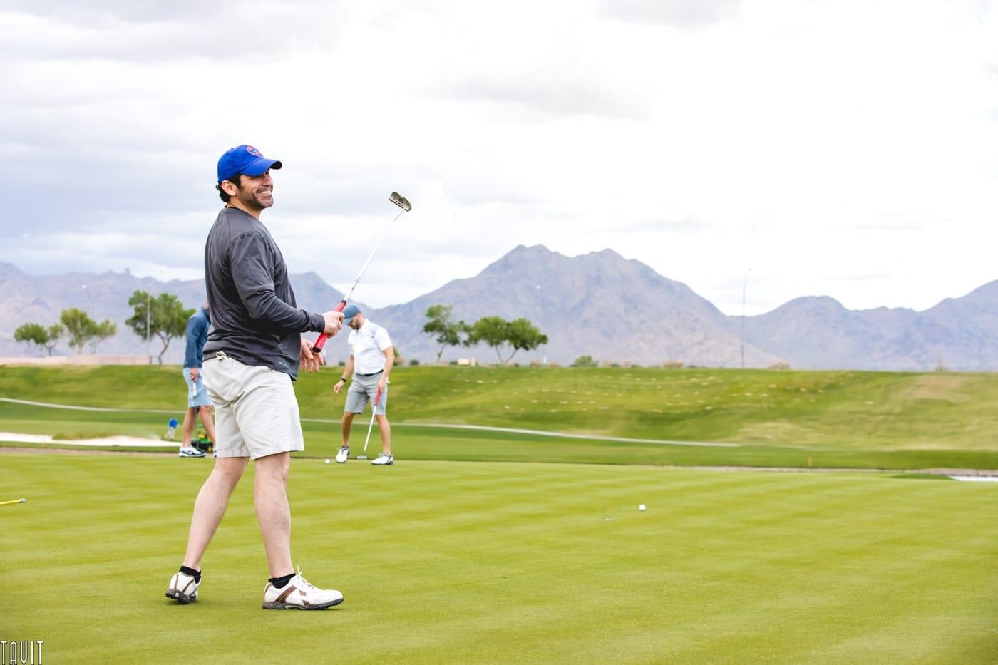 Corporate Event Golf Event Momentum 2019 JW Marriott Phoenix-5