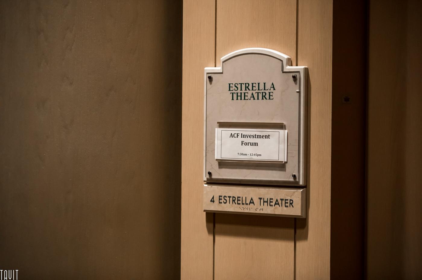 Estrella Theater Phoenician Scottsdale