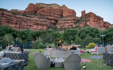 Mind Travel at Enchantment Resort Sedona Corporate Event